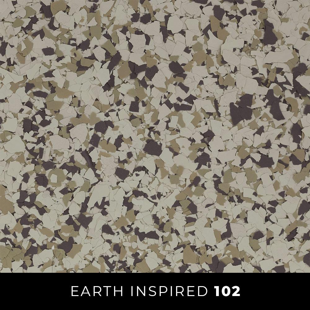 102 Earth Inspired Epoxy Flake Thumb