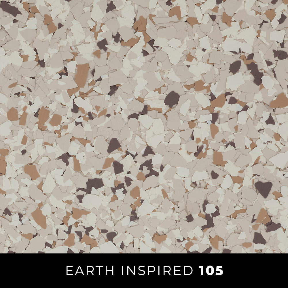 105 Earth Inspired Epoxy Flake Thumb