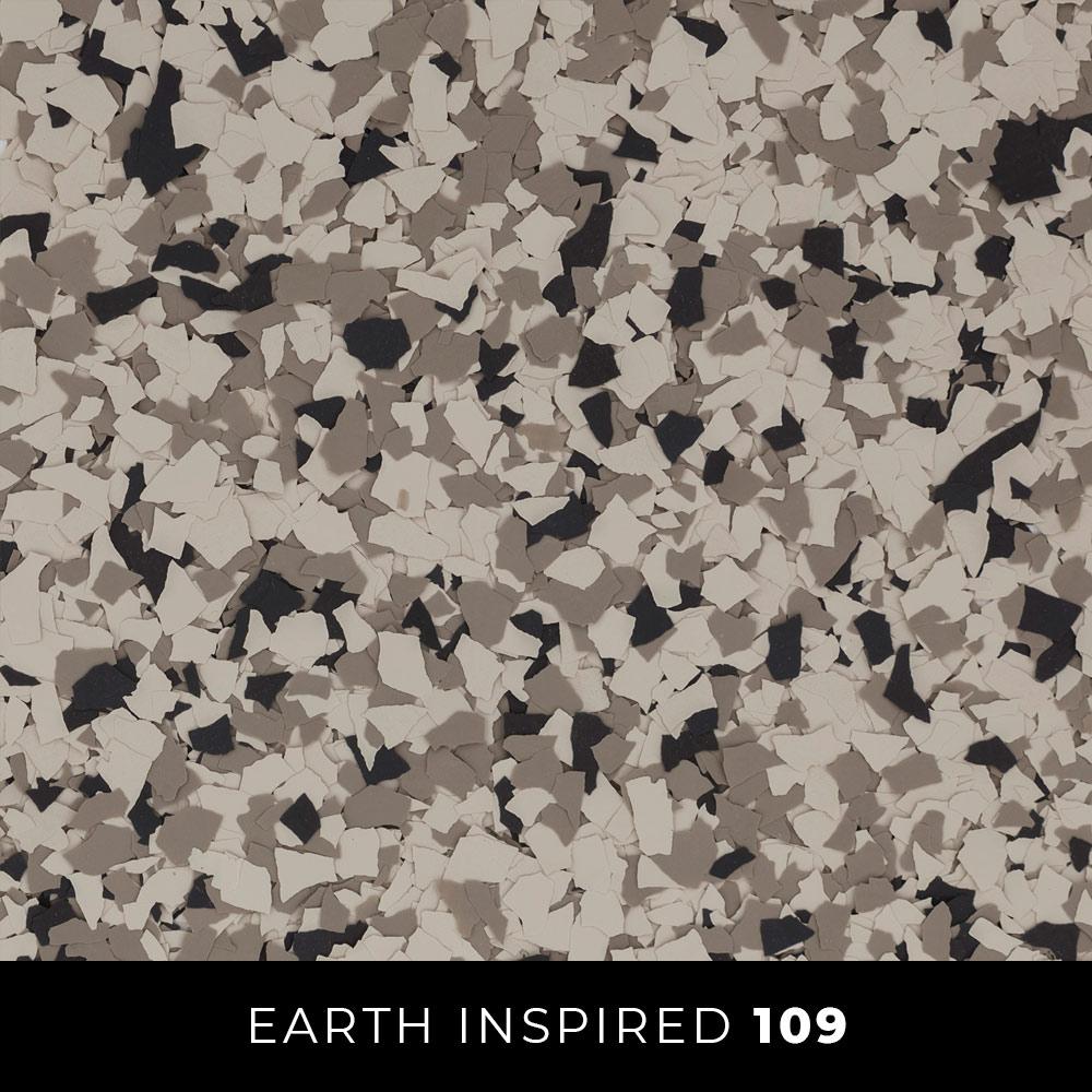 109 Earth Inspired Epoxy Flake Thumb