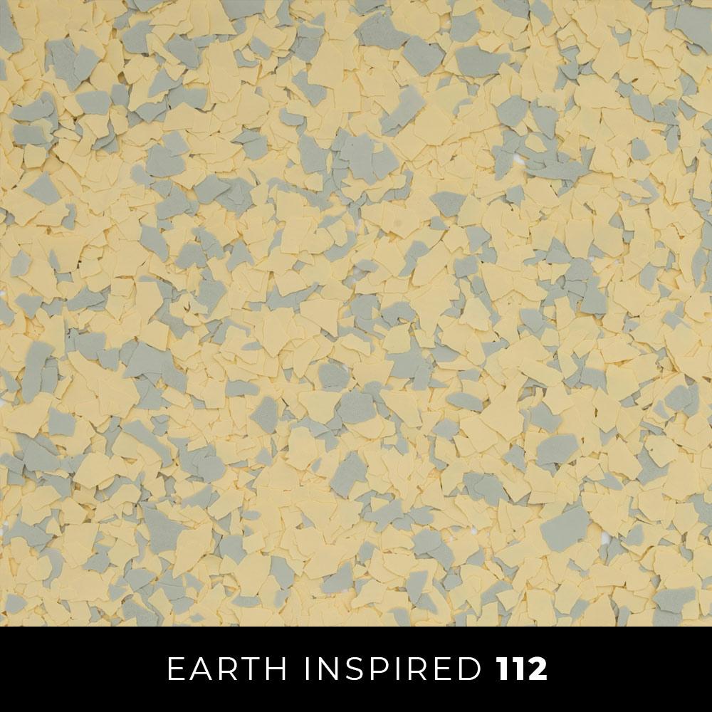 112 Earth Inspired Epoxy Flake Thumb