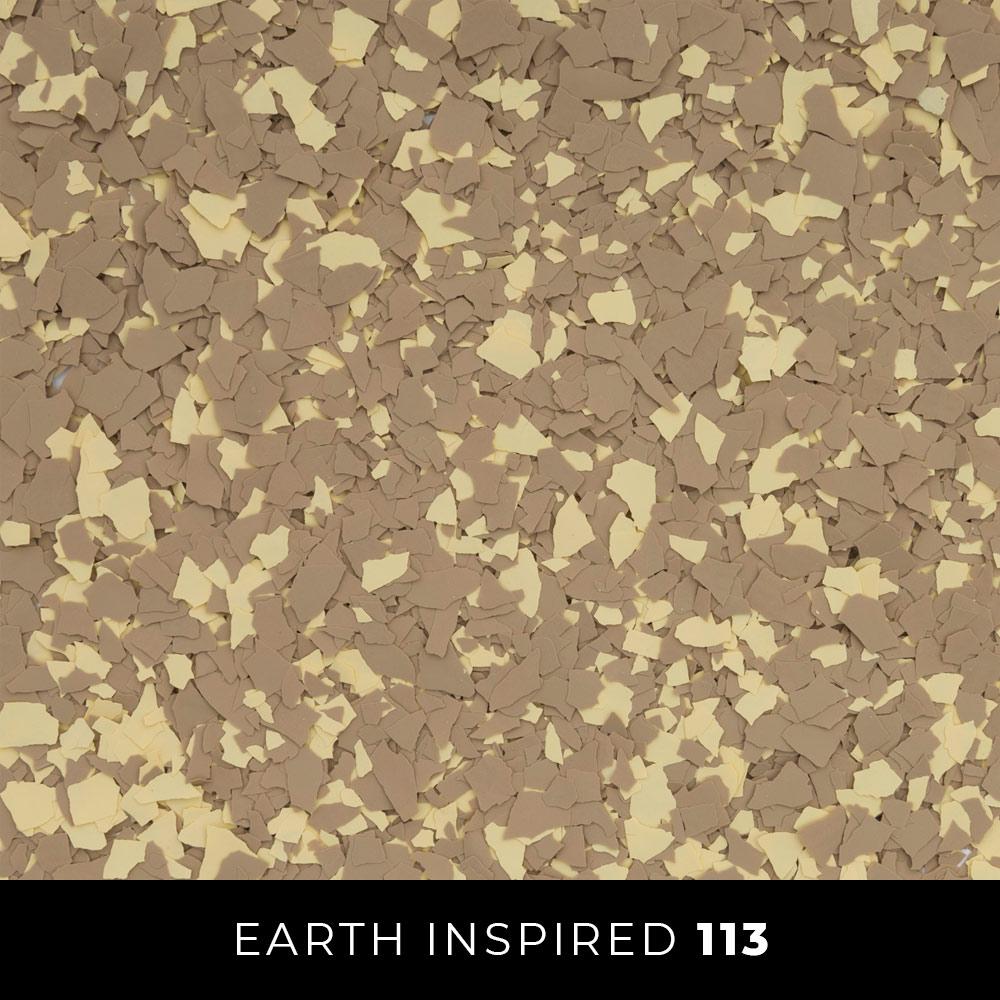 113 Earth Inspired Epoxy Flake Thumb