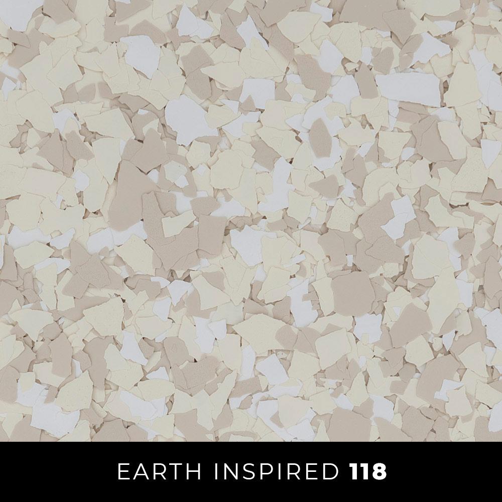 118 Earth Inspired Epoxy Flake Thumb