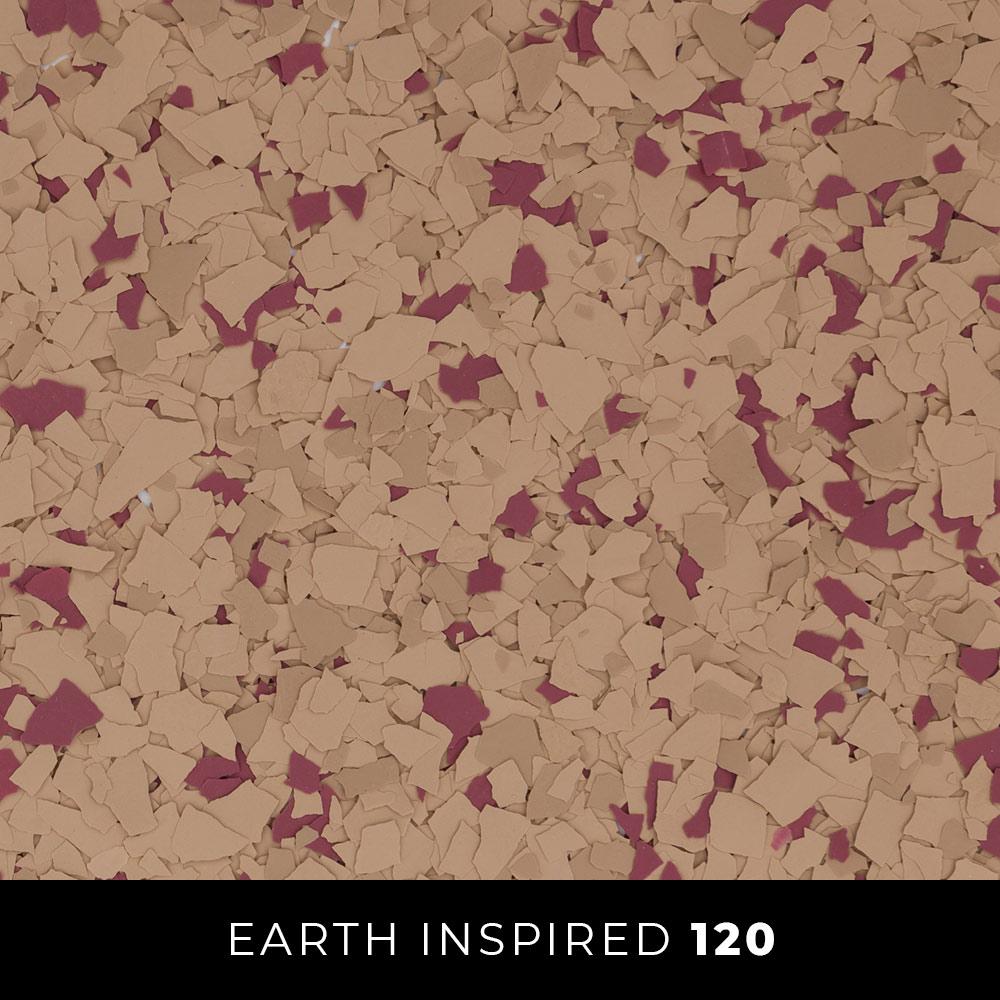 120 Earth Inspired Epoxy Flake Thumb