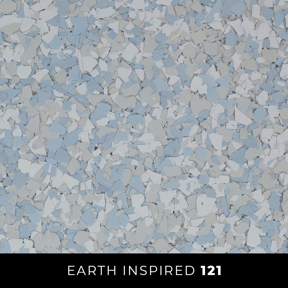121 Earth Inspired Epoxy Flake Thumb